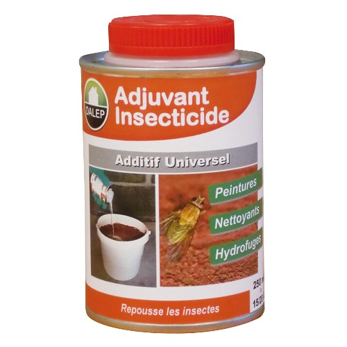 Dalep adjuvant insecticide 250ml breizhmat location for Peinture insecticide