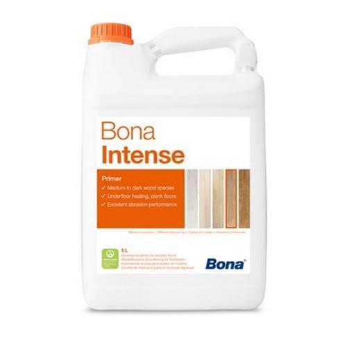 Le BONA INTENSE (5L) convient parfaitement aux parquets avec chauffage au sol et aux sols de type plancher. Adapté à presque tous les types de bois