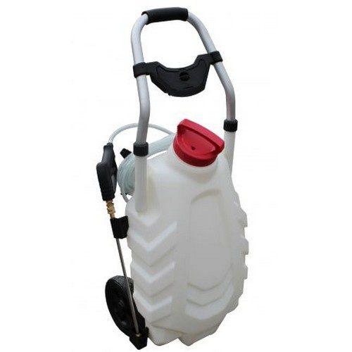Pulvérisateur Pro Sprayer II - 2 batteries - 33 L permet la pulvérisation, la désinfection et le nettoyage à basse pression d'une solution